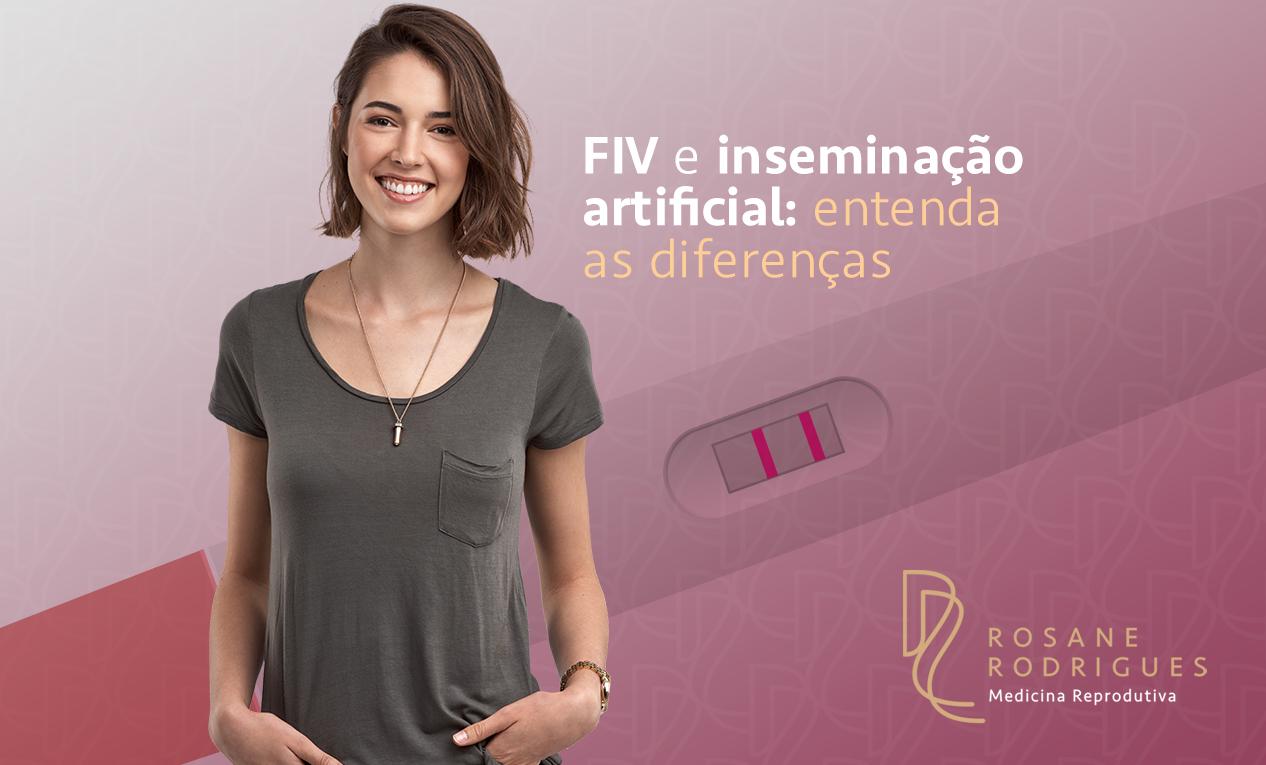 FIV e inseminação artificial: entenda as diferenças